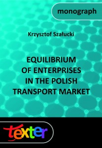 Equilibrium of Enterprises in the Polish Transport Market